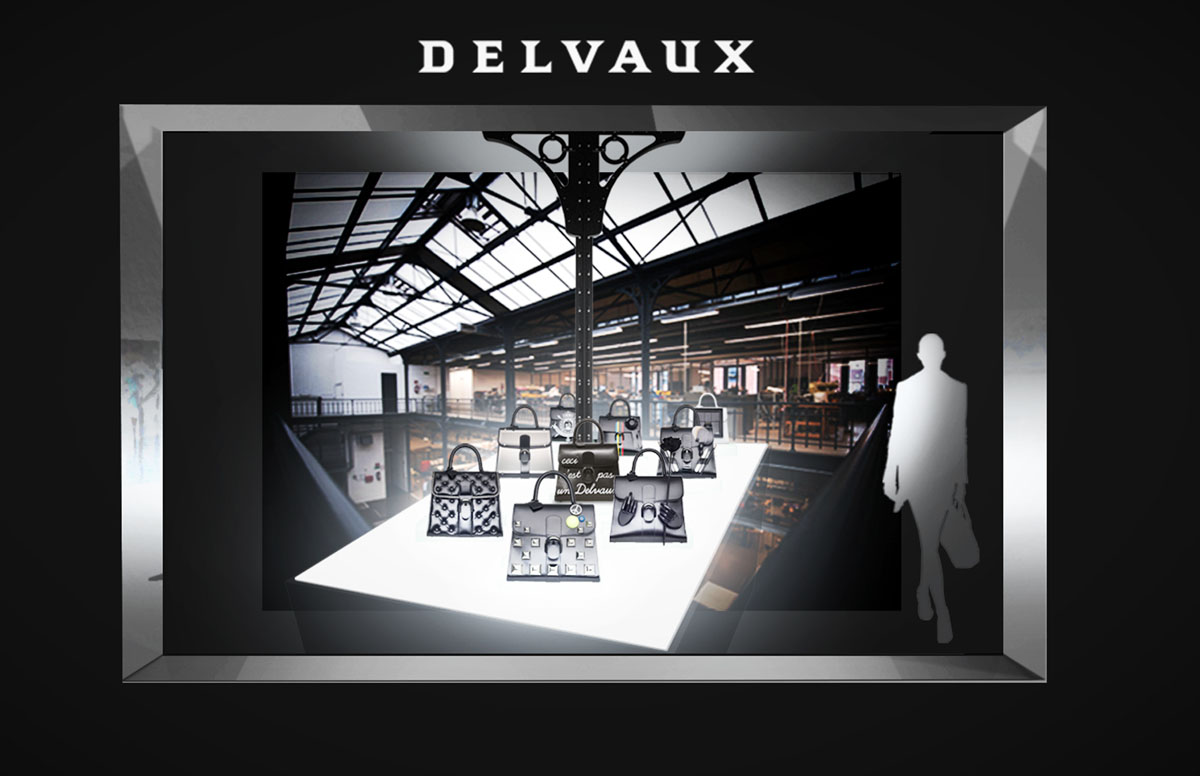 DELVAUX Gallery 3D